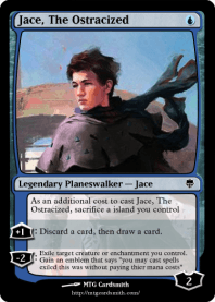 Jace, The Ostracized