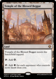 Temple of the Blessed Beggar