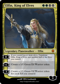 Elfin, King of Elves