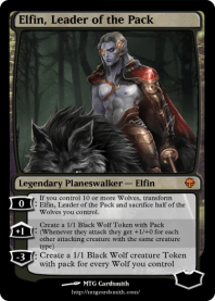 Elfin, Leader of the Pack