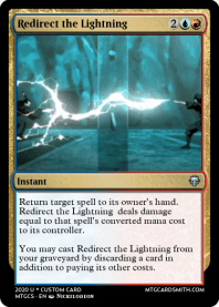 Redirect the Lightning