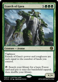 Exarch of Gaea