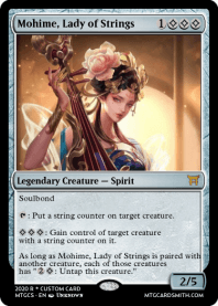 Mohime, Lady of Strings