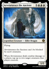Arveiaturace the Ancient