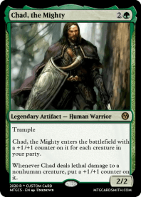 Chad, the Mighty