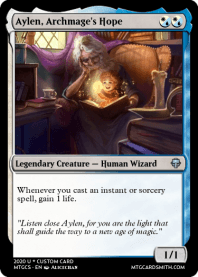 Aylen, Archmage's Hope