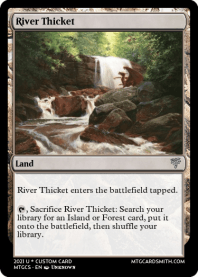 River Thicket