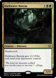 Darkwater Bunyip