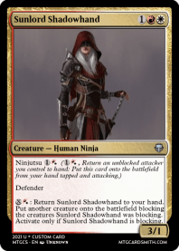 Sunlord Shadowhand