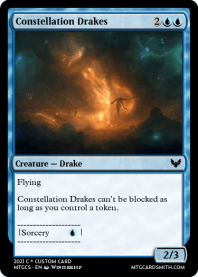Constellation Drakes