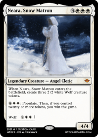 Neara, Snow Matron