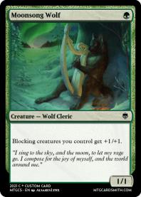 Moonsong Wolf
