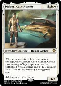 Didoen Cave Hunter