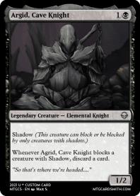 Argid Cave Knight