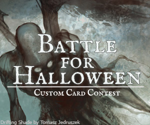 Battle for Halloween Contest